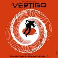 Bernard Herrmann (1911-1975): Filmmusik: Vertigo (O.S.T.) (remastered) (180g), LP