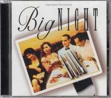 Filmmusik: Big Night (Nacht der Genüsse), CD
