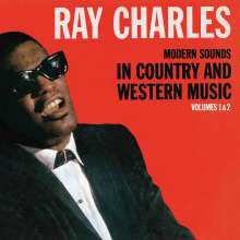 Ray Charles: Modern Sounds In Country And Western Music, CD