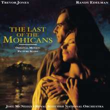 Filmmusik: The Last Of The Mohicans (DT: Der letzte Mohikaner), LP