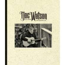 Doc Watson: Life's Work: A Retrospective, 4 CDs