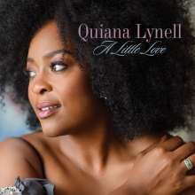 Quiana Lynell: A Little Love, CD
