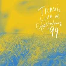 Travis: Live At Glastonbury '99 (180g), 2 LPs