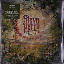 Steve Perry: Traces (180g) (Deluxe Edition), 2 LPs