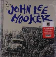 John Lee Hooker: The Country Blues Of John Lee Hooker (60th Anniversary Edition) (Reissue) (180g), LP