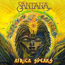 Santana: Africa Speaks, LP