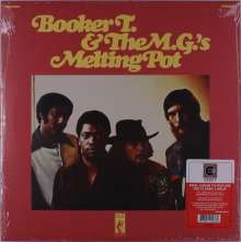 Booker T. & The MGs: Melting Pot (180g), LP