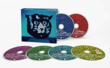 R.E.M.: Monster (25th Anniversary Limited Deluxe Edition), 5 CDs
