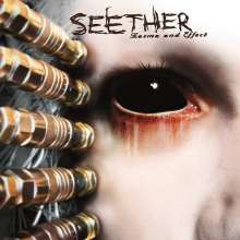 Seether: Karma And Effect (Reissue) (Dark Red Opaque Vinyl), 2 LPs
