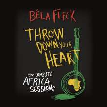 Throw Down Your Heart: The Complete Africa Sessions, 3 CDs und 1 DVD