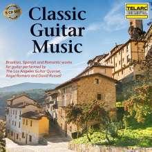 Classic Guitar Music, 5 CDs