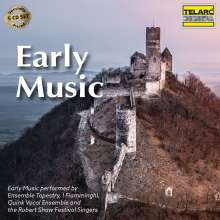 Early Music, 5 CDs