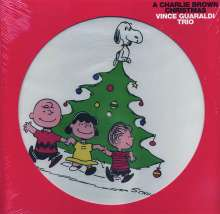 Vince Guaraldi (1928-1976): A Charlie Brown Christmas (Picture Vinyl), LP
