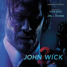 Filmmusik: John Wick: Chapter 2 (180g), 2 LPs