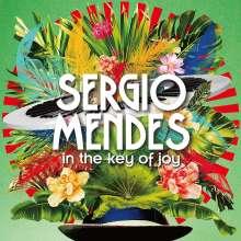 Sérgio Mendes (geb. 1941): In The Key Of Joy, LP