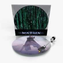 Don Davis: Filmmusik: The Matrix (O.S.T.) (Picture Disc), LP
