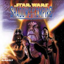 Joel McNeely: Filmmusik: Star Wars: Shadows Of The Empire, LP