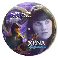 Joseph LoDuca: Filmmusik: Xena: Warrior Princess - Lyre, Lyre (Picture Disc), LP