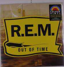 R.E.M.: Out Of Time (Limited Edition) (Clear Vinyl), LP