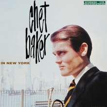Chet Baker (1929-1988): In New York (180g), LP