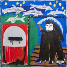 Action Bronson: Only For Dolphins, CD