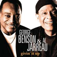 George Benson & Al Jarreau: Givin' It Up, CD