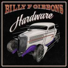 Billy F Gibbons (ZZ Top): Hardware, CD