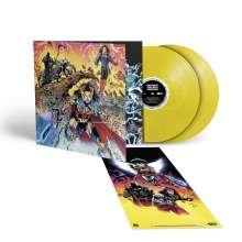 Filmmusik: Dark Nights: Death Metal Soundtrack (Limited Edition) (Transparent Yellow Vinyl), 2 LPs