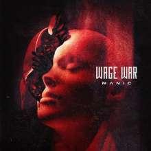 Wage War: Manic, CD