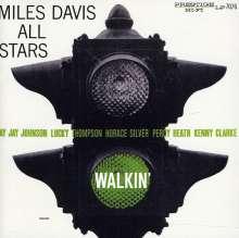 Miles Davis (1926-1991): Walkin' (Rudy Van Gelder Remaster), CD