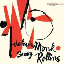 Thelonious Monk & Sonny Rollins: Thelonious Monk & Sonny Rollins, CD