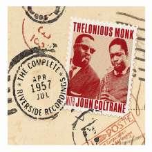 Thelonious Monk & John Coltrane: The Complete 1957 Riverside Recordings, 2 CDs