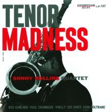 Sonny Rollins (geb. 1930): Tenor Madness, CD
