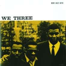 Roy Haynes, Phineas Newborn & Paul Chambers: We Three, CD