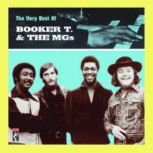 Booker T. & The MGs: The Very Best Of Booker T. & The MGs, CD