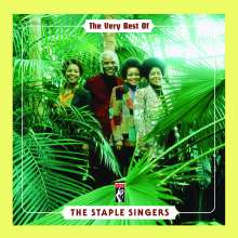 The Staple Singers: The Very Best Of The Staple Singers, CD