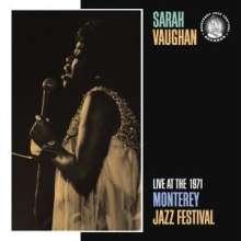 Sarah Vaughan (1924-1990): Live At The 1971 Monterey Jazz Festival, CD