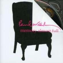 Paul McCartney (geb. 1942): Memory Almost Full (Special Booklet), CD