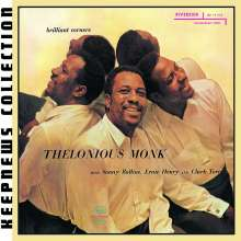 Thelonious Monk (1917-1982): Brilliant Corners (Keepnews Collection), CD