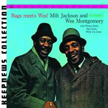 Milt Jackson & Wes Montgomery: Bags Meets Wes (Keepnews Collection), CD