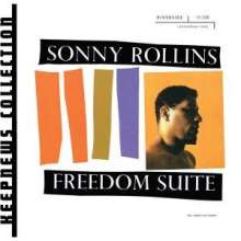 Sonny Rollins (geb. 1930): Freedom Suite (Keepnews Collection), CD