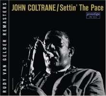 John Coltrane (1926-1967): Settin' The Pace (Rudy Van Gelder Remasters), CD