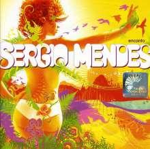 Sérgio Mendes (geb. 1941): Encanto, CD