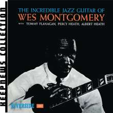 Wes Montgomery (1925-1968): The Incredible Jazz Guitar Of... (Keepnews Collection), CD