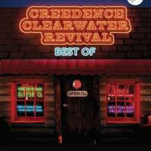 Creedence Clearwater Revival: The Best Of Creedence Clearwater Revival, CD