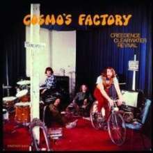 Creedence Clearwater Revival: Cosmo's Factory (40th-Anniversary-Edition), CD