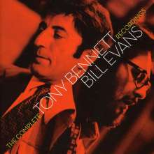 Tony Bennett & Bill Evans: The Complete Recordings, 2 CDs