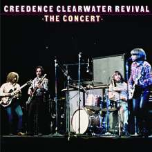 Creedence Clearwater Revival: The Concert 1970, CD