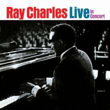 Ray Charles: Live In Concert, CD