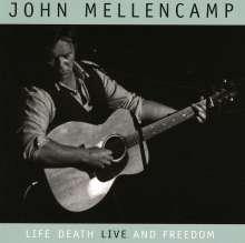 John Mellencamp (aka John Cougar Mellencamp): Life Death Live And Freedom 2008, CD
